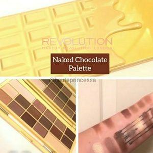🍫Makeup Revolution Naked Chocolate Palette